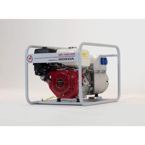 MP motor áramfejlesztő MPI 7000 AVR
